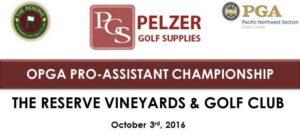 Pro-Assistant Championship / Pro-Pro @ The Reserve Vineyards & Golf Club | Aloha | Oregon | United States