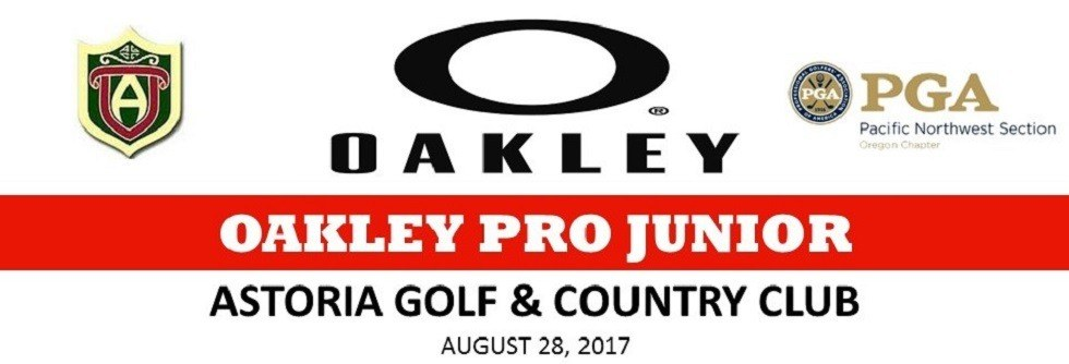 Oakley Pro Junior @ Astoria G&CC | Warrenton | Oregon | United States