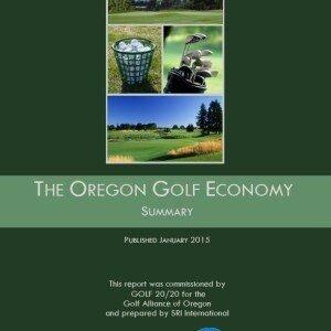 OR Golf Exec Summ_SRI FINAL
