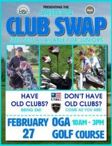 OGA / OPGA Oregon Club Swap @ Oregon Golf Association Golf Course | Woodburn | Oregon | United States