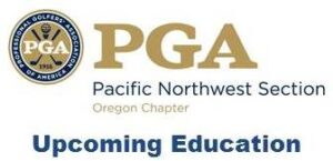 Education Seminar - Riverside G&CC @ Riverside Golf & Country Club | Canby | Oregon | United States