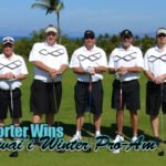 Team Porter Wins Hawai'i Pro-Am