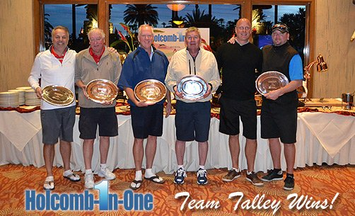 Team Talley from Fircrest GC repeats win from 2011
