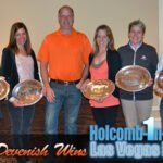 Team Devenish Wins 2012 Holcomb-in-One Las Vegas Pro-Am