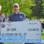 Jeff Gove Wins WA Open Invitational