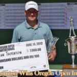 Brian Thornton Wins Oregon Open Invitational