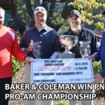 Baker and Coleman Win PNW PGA Pro-Am Championship