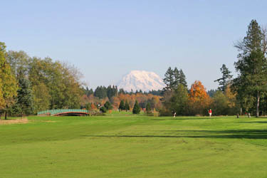 Tumwater Valley GC photo