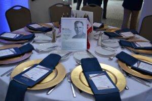 Eddie Hogan table