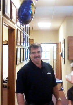 Jeff Ellison birthday photo