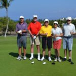 Hawaii Pro-Am: Co-Champions Blandel Team1