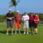 Hawaii Pro-Am: Co-Champions Schoner Team1