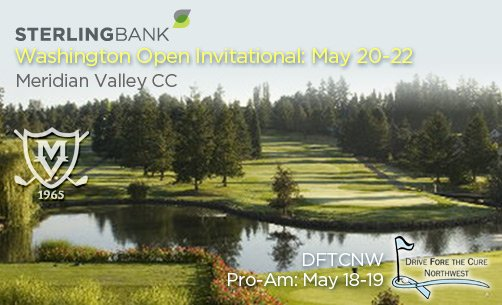 Sterling Bank Washington Open Invitational