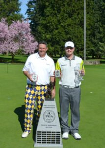 Head PGA Professional Todd O'Neal and Assistant Professional Colin Inglis