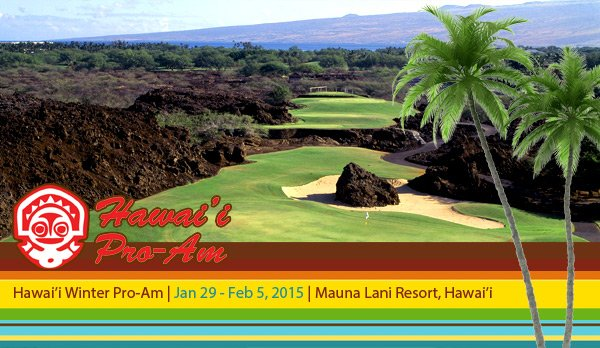 Hawai'i Pro-Am @ Mauna Lani North and South Courses | Waimea | Hawaii | United States