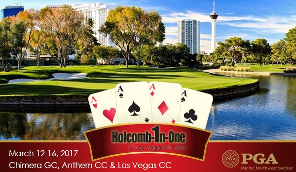 Holcomb-In-One Las Vegas Pro-Am @ Chimera GC, Anthem CC & Las Vegas CC | Las Vegas | Nevada | United States