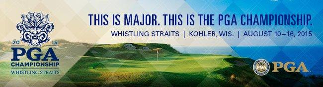 97th PGA Championship @ Whistling Straits, Straits Course | Sheboygan | Wisconsin | United States
