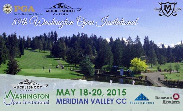 Don't Delay, Enter the Washington Open today!