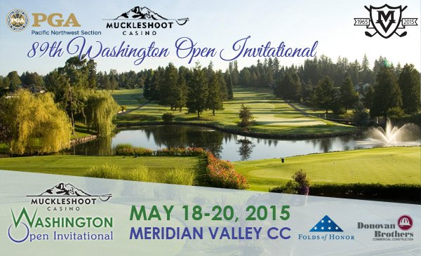 Be a Part of the 89th Washington Open Invitational!