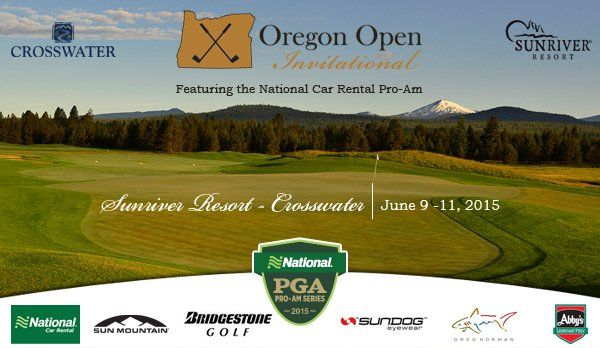 Oregon Open Invitational at Sunriver Resort – Enter Now!