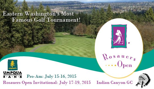 Rosauers Open Invitational - Enter Now!