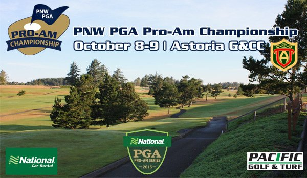PNW Pro-Am Championship @ Astoria G&CC