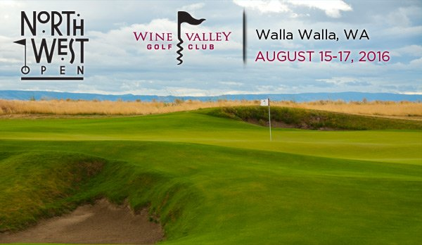 2016 Northwest Open Invitational @ Wine Valley GC