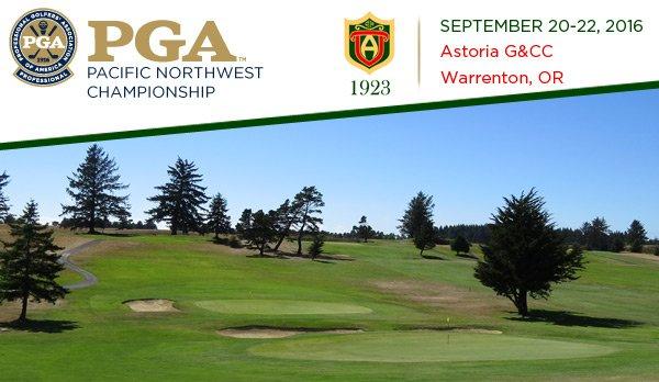 2016 PNW PGA Professional Championship @ Astoria G&CC