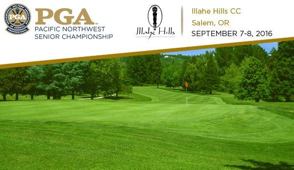 2016 PNW Senior PGA Championship @ Illahe Hills CC
