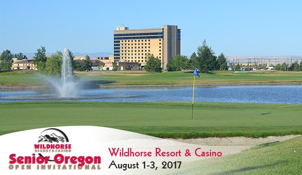 Senior Oregon Open Invitational @ Wildhorse Resort & Casino