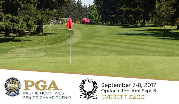 2017 PNW Senior PGA Championship @ Everett G&CC