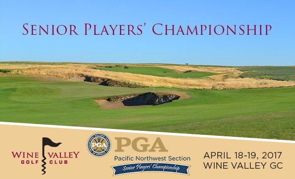 2017 Senior Players' Championship @ Wine Valley GC