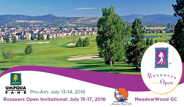 Enter the 29th Rosauers Open Invitational