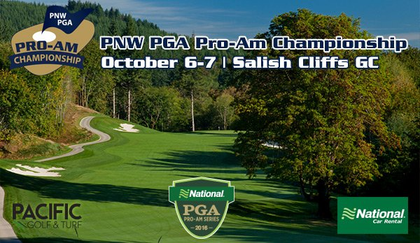 PNW Pro-Am Championship Returns to Salish Cliffs GC