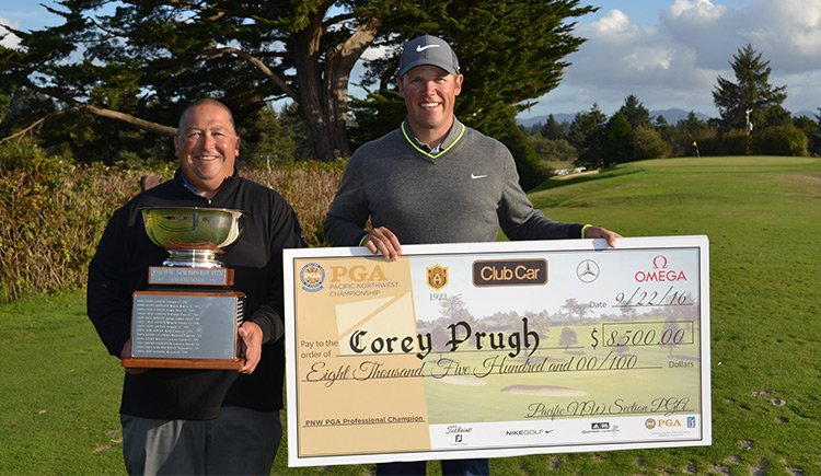 Prugh Wins PNW PGA Professional Championship