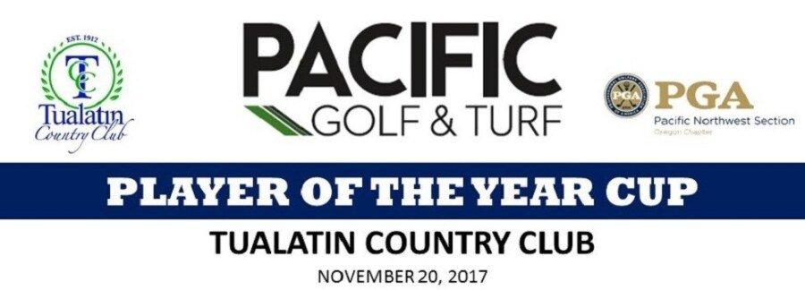 Pacific Golf & Turf - Player of the Year Cup @ Tualatin CC | Tualatin | Oregon | United States