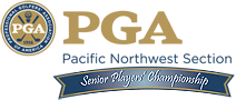 senior players' championship logo