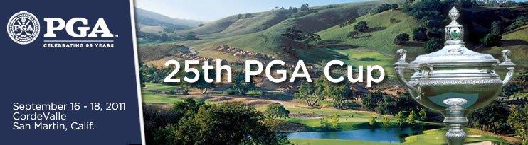 25th PGA Cup