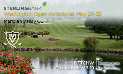Entries Now Available for the Washington Open Invitational!