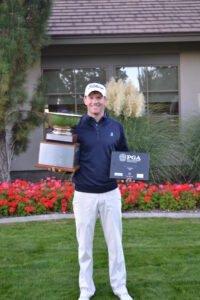 Champion Tim Feenstra