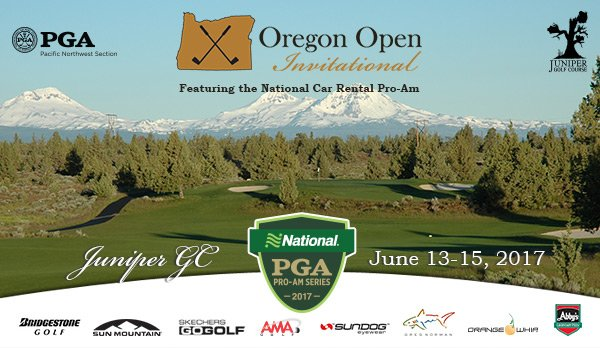 2017 Oregon Open Invitational @ Juniper GC