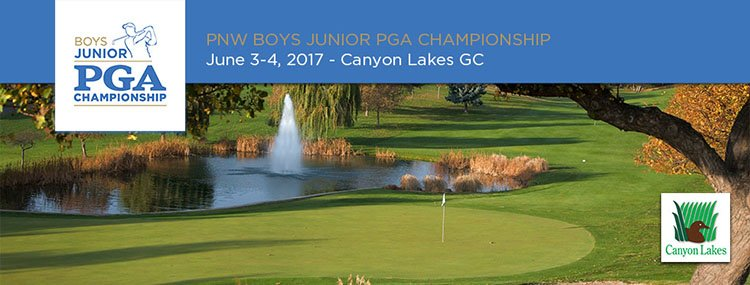 2017 PNW Junior PGA Championship @ Canyon Lakes GC