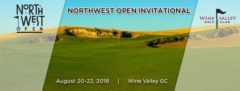 2018 Northwest Open Invitational @ Wine Valley GC