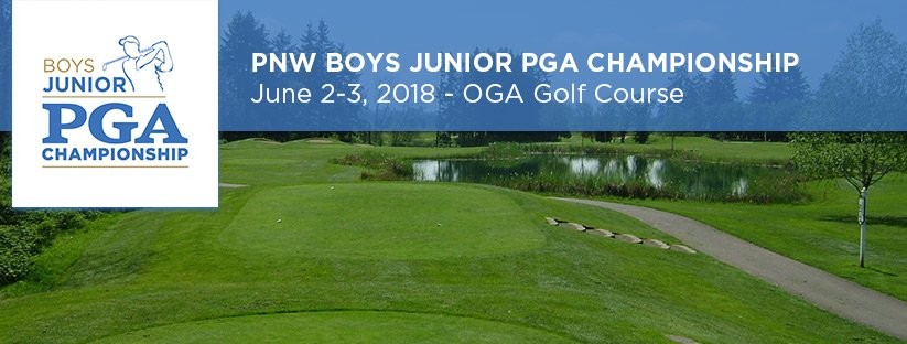 2018 PNW Junior PGA Championship @ OGA Golf Course