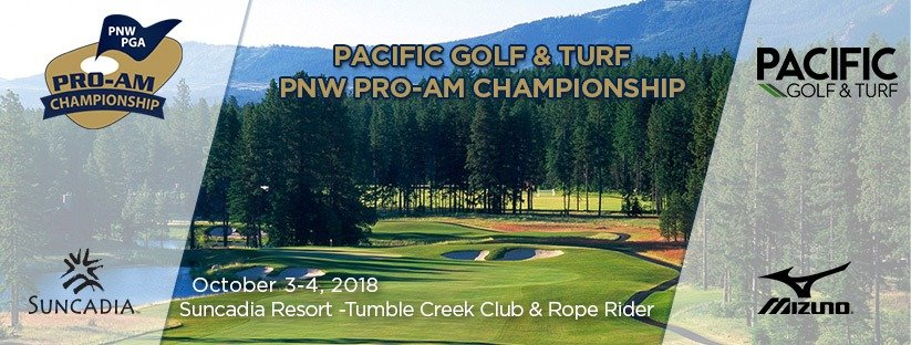 Pacific Golf & Turf PNW Pro-Am Championship @ Suncadia Resort- Tumble Creek & Rope Rider