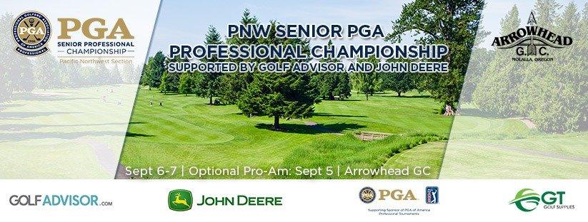 2018 PNW Senior PGA Professional Championship @ Arrowhead GC