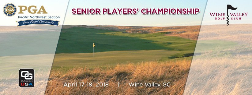 2018 Senior Players' Championship @ Wine Valley GC