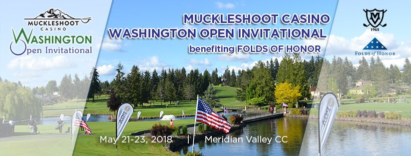 2018 Muckleshoot Casino Washington Open Invitational @ Meridian Valley CC