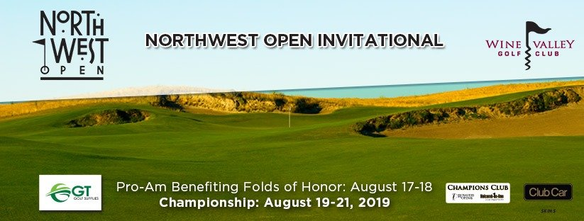 2019 Northwest Open Invitational @ Wine Valley GC