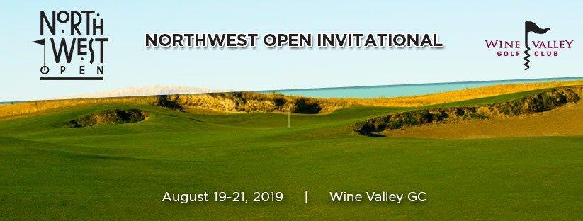 2019 Northwest Open Invitational @ Wine Valley GC